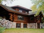 Star Lake Retreat Primeval rock, ancient wood and Scandanavian craftsmanship