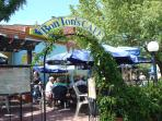 BON TON'S CAFE IS GREAT FOR BREAKFAST AND LUNCH IN HISTORIC OLD COLORADO CITY