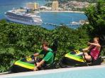 Near By Attractions - Bobsledding @ Mistic Moutain