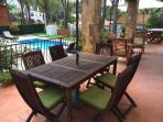 Terrace Forniture for 6 people