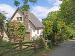 Demelza Cottage, apartment on second floor, situated on quiet country lane