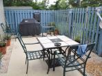 Large Patio & Grill