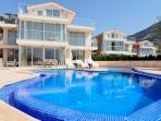 Villa Elia,is one of the 4 brand new Elif Villas in Kalkan