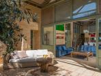 Veranda Lounge Area Outdoor