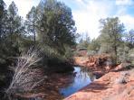 nearby Oak Creek & hikes