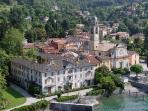 The characteristic  village of San Giovanni di BELLAGIO