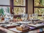 Teppanyaki table