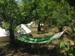 Hard day?  The hammocks await you....
