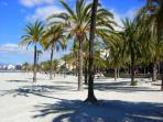 El Arenal beach