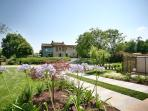 Villa Colombai DELUXE: Concierge services, Transfer with Mercedes Van, Food workshop, Wine tastings.