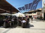 LA ZENIA SHOPPING MALL, 5 minutes by car. Over 120 shops, restaurants and coffee bars