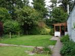 Brolas - back garden