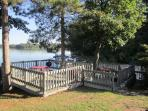 Several Picnic Areas With Weber Grills