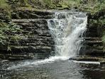 waterfall at Westgate