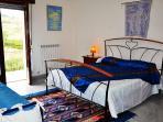 The master bedroom - La camera matrimoniale
