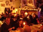 festa ' M'illumino di meno ' in Griglieria