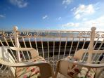 two`s company with lovely seaviews from your own balcony