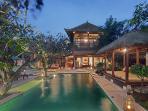 Villa kampung Besar