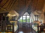Matemwe Beach House - Mezzanine Level