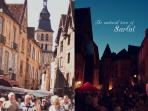 Sarlat is less than 20 mins by car. Markets, restaurants, church, entertainment!