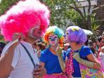 Fiesta de los Locos an importan festivity (On June)
