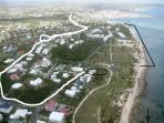 plages et situation de la villa