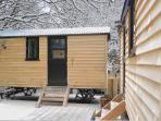 Cosy in winter - 2 bedroom cabins