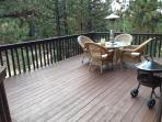400 sqft  View deck