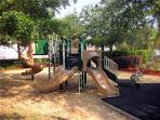 Childrens' play and picnic area