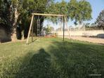 OClairSoleil: Swing for children