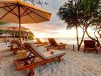 YOUR PRIVATE BEACH ON GILI T ISLAND