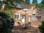 Granary Cottage garden