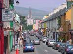 Kenmare has something for everyone with  pubs, restaurants, boutiques, craft shops & lots more