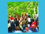 A musical event in the Grancia Park - Un evento musicale nella Grancia - Basilicata (Sud Italia)