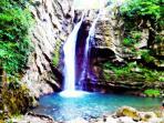 San Fele waterfalls (40 mins away) - Le cascate di San Fele - Basilicata (South Italy / Sud Italia)