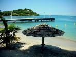 Anse Mitan, Trois-ilets, Beach