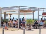 Barceloneta Beach!
