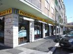 Via Olevano Romano - pizzeria