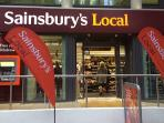 Sainsbury's Local now only 200 metres away