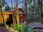 Our neighbouring property- see Wanggulay Too Luxury Cairns Holiday TreeTops Home