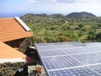 Uso de energía solar