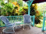 Casa garden : la terrasse
