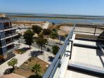 Roof Top View Ria Formosa