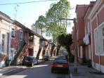 Access street