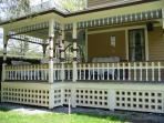 Weeping Willow surround porch