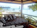 Daybed Lounge with Ocean view