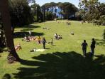 Parco di Nervi 6km da Pieve Ligure