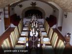 grande salle a manger
