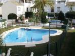 Swimming pool and children pool