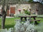 Enjoy a picnic in our village park